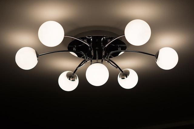 מוצרי תאורה לעיצוב הבית
