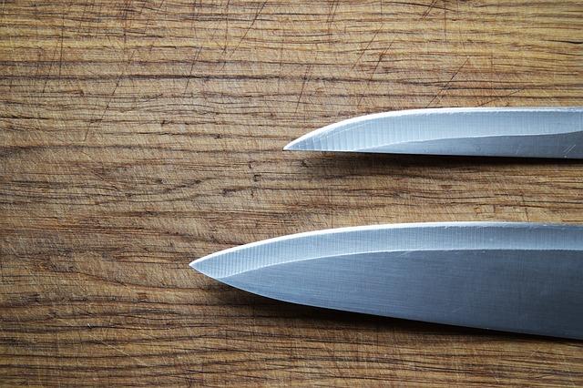 סט סכינים מקצועי