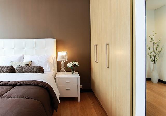 איך לבחור צבע לחדר השינה