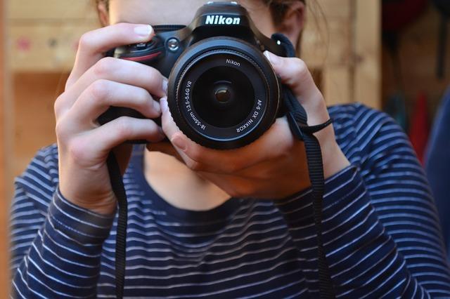 ציוד לצלם המתחיל