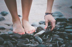 היתרונות בעיסוי רגליים בתדירות גבוהה