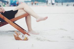 מכשיר לטיפול בנפיחות ברגליים
